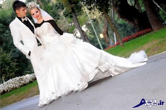 مدل عکس عروس و داماد ایرانی