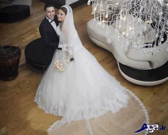 ژست عروس و داماد 2016