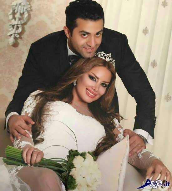 عکس جدید عروس و داماد ایرانی