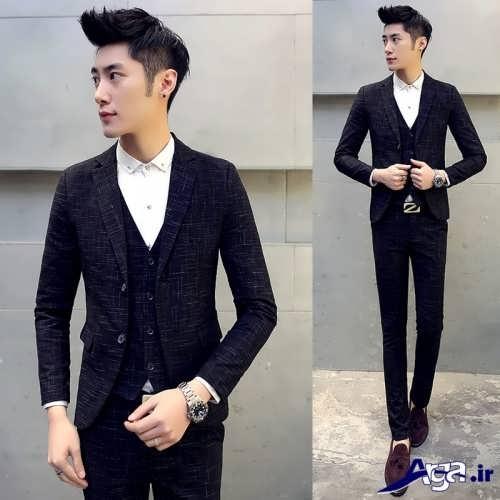 کت و شلوار مردانه با طرح های زیبا و متفاوت