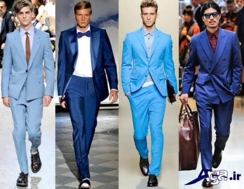 کت و شلوار مردانه در طرح های متنوع و زیبا