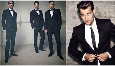 مدل کت و شلوار مردانه با جدیدترین طرح های مد سال