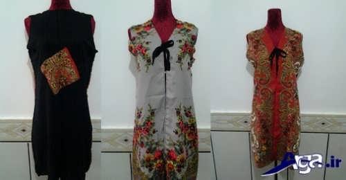 مدل سارافون سنتی برای خانم های خوش سلیقه