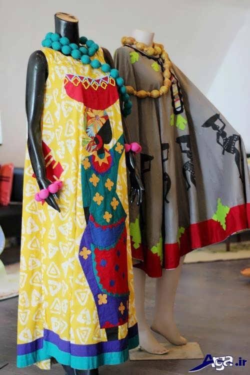 مدل سارافون سنتی شیک زنانه