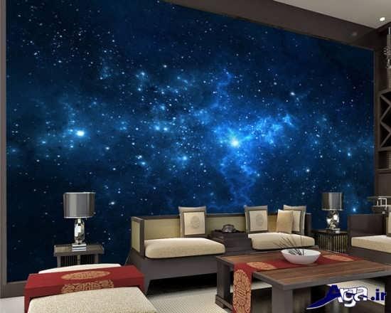 کاغذ دیواری های جدید با منظره شب