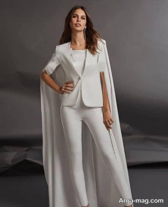 مدل لباسی زیبا برای عقد