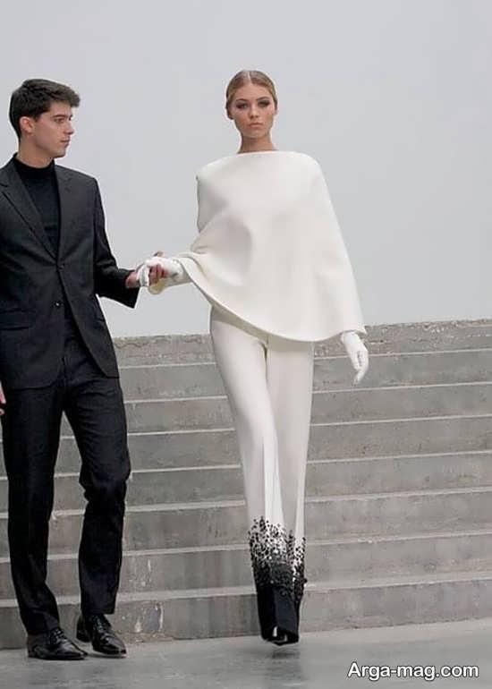 مدل لباس عقدی زیبا