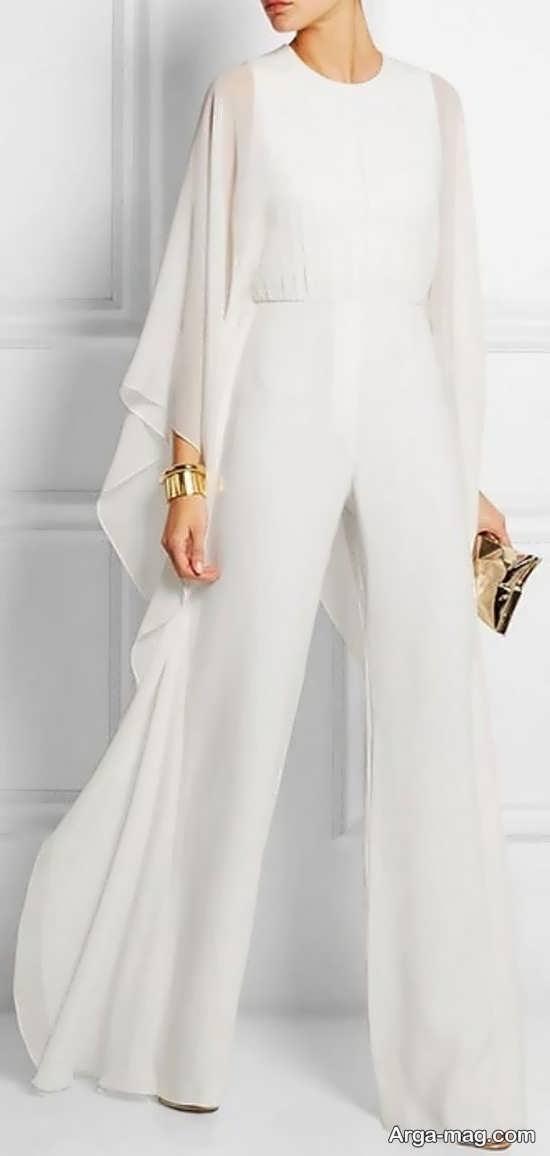 مدل لباس عقد ساده و زیبا