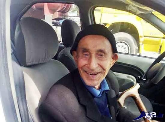 عکس پیرترین فرد جهان
