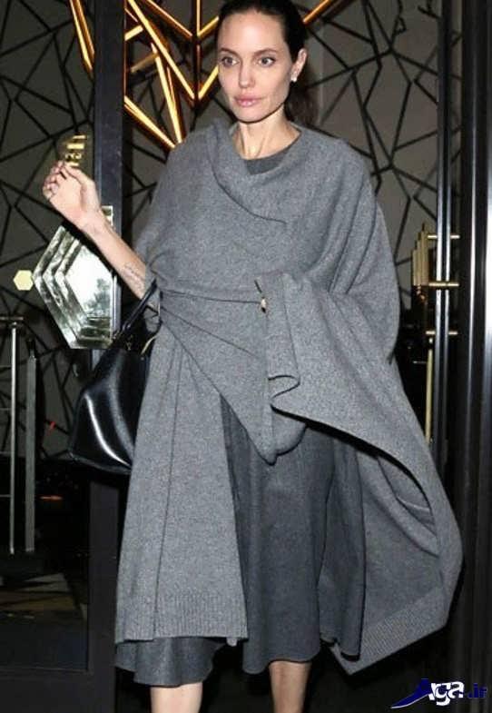 عکس جدید آنجلینا جولی بعد از لاغر شدن
