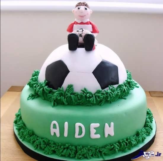 مدل کیک جشن تولد پسرانه
