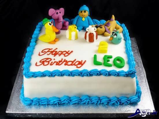 عکی کیک فانتزی تولد