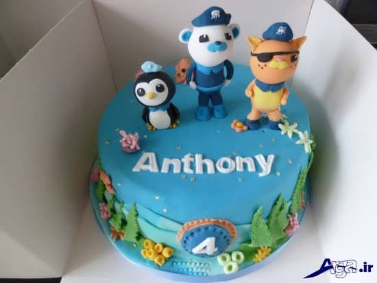 کیک های تولد زیبا و شیک