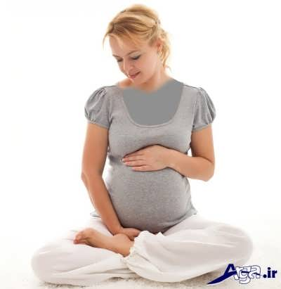 دلایل تنگی نفس در بارداری