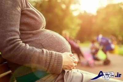 علت های تنگی نفس در بارداری