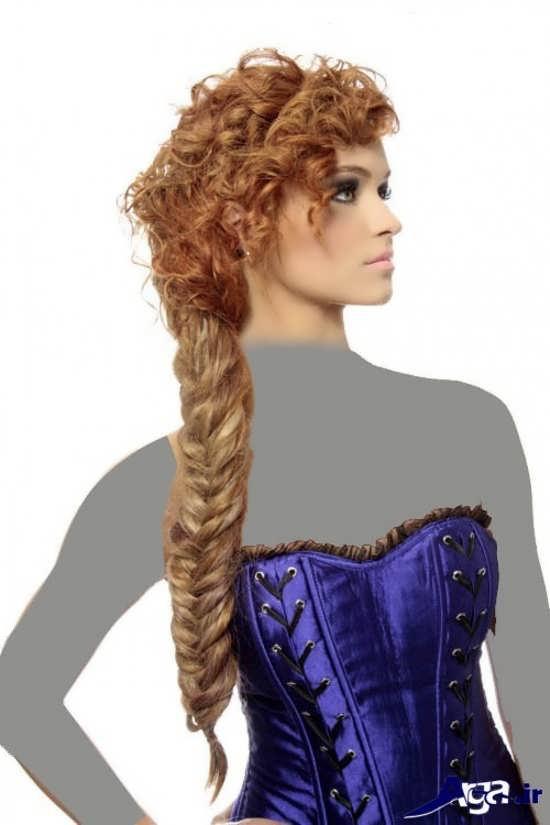 مدل بافت موی فر