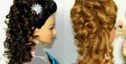مدل های موی فر زیبا و جذاب