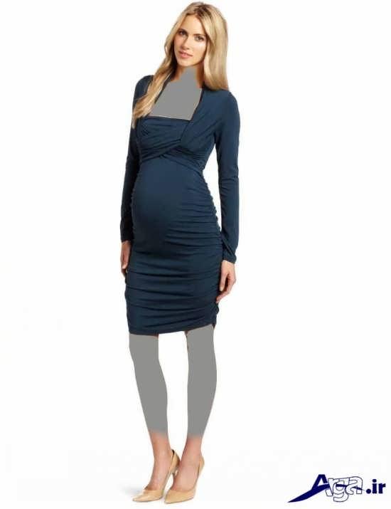 مدل پیراهن ساده بارداری