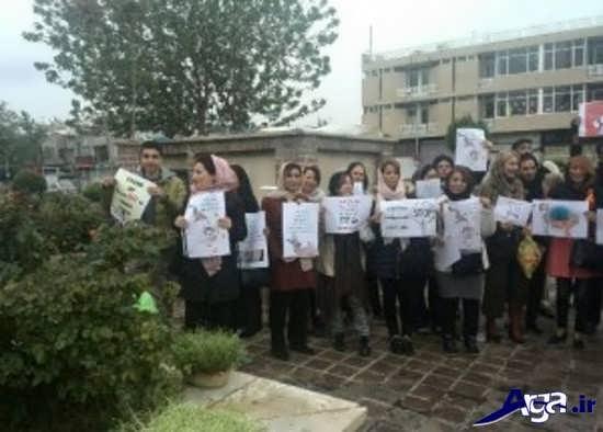 دستگیری هدیه تهرانی در سیزدهم فروردین