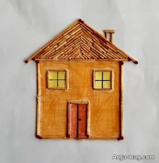 ماکت خانه برای بچه ها