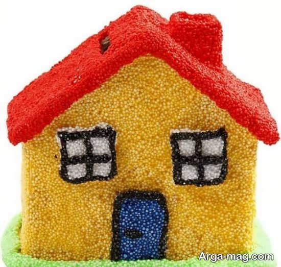 ماکت خانه برای کودکان