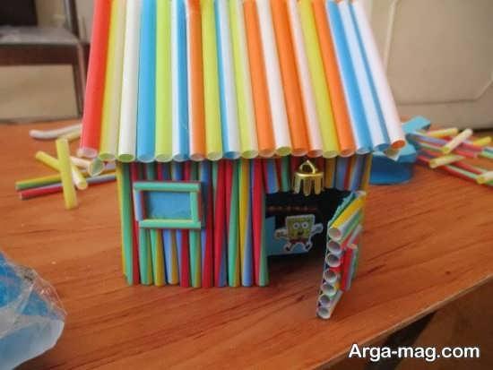 ایده ساخت ماکت خانه