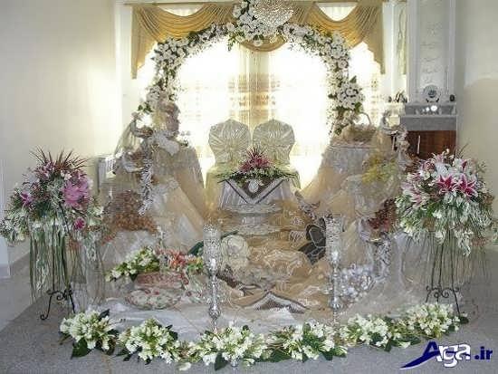 مدل سفره عقد عروس جدید