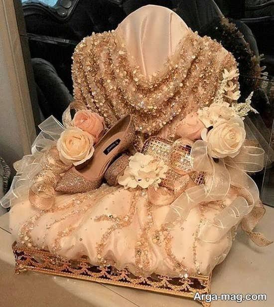 خنچه عقد عروس و داماد
