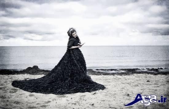 عکس های زیبای تنهایی دختر غمگین