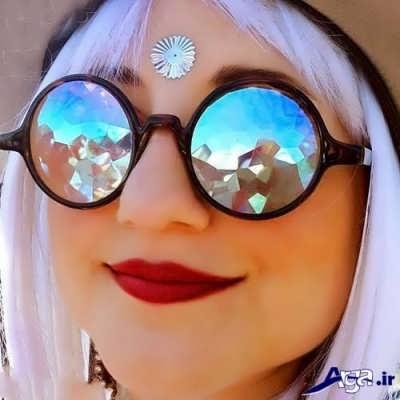 استفاده از عینک آفتابی با لبه پهن بریا کوچ کردن انواع بینی های گوشتی و بزرگ