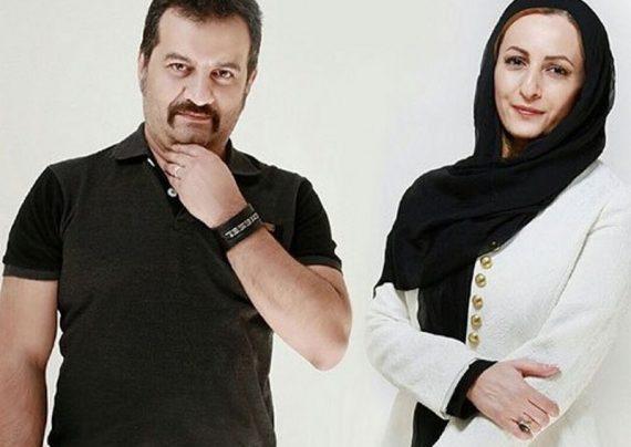 حلقه ازدواج مهراب قاسم خانی