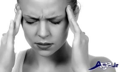 علایم سردرد و میگرن