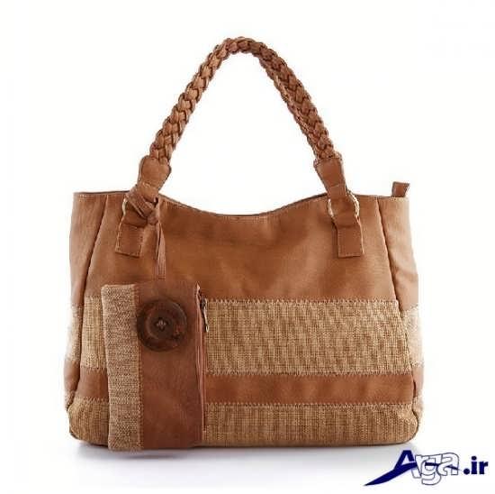 مدل کیف های کرم رنگ دخترانه