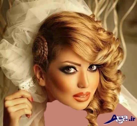 مدل مو و آرایش عروس