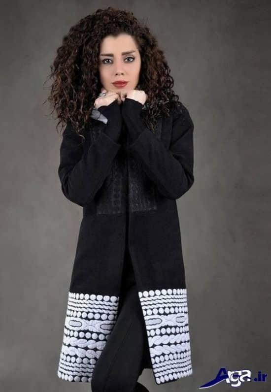 مدل مانتو دخترانه مجلسی شیک 2016