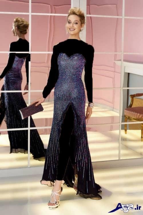 لباس مجلسی زنانه شیک و مدرن