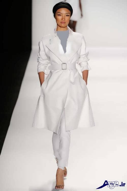 مدل مانتو تابستانی 95 سفید