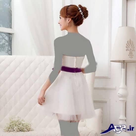 مدل پیراهن فانتزی کوتاه