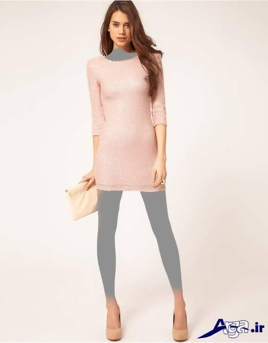 مدل پیراهن دخترانه و زنانه کوتاه