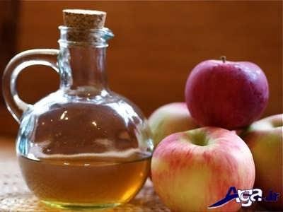 سرکه سیب برای گرفتگی عضلانی
