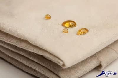 تشخیص عسل خالص با دستمال