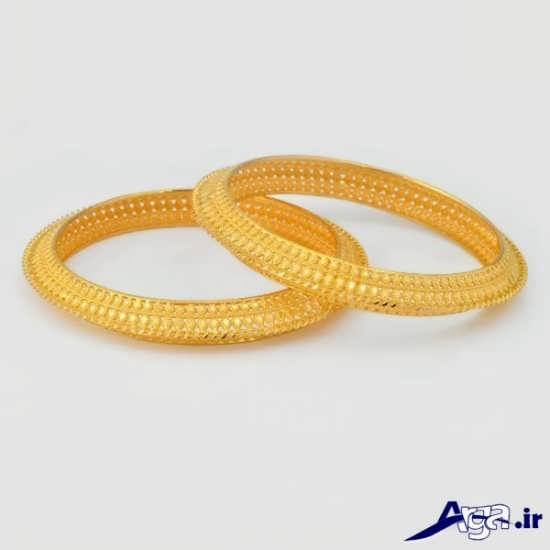 مدل النگو طلا زرد جدید