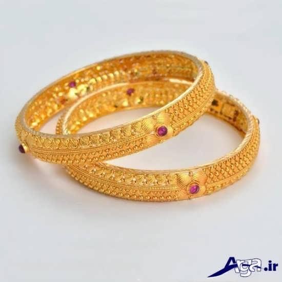 مدل النگو طلا جدید و شیک