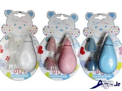 علل گرفتگی بینی نوزاد