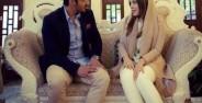 ازدواج رضا قوچان نژاد با سروین بیات