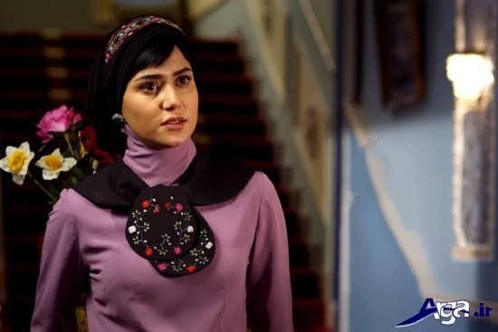 عکس پریناز ایزدیار در شهرزاد