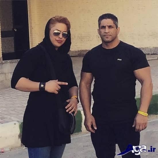 بانو قهرمان ایران شیرین نوبهاری
