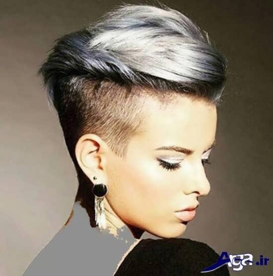 مدل مو کوتاه دخترانه جذاب