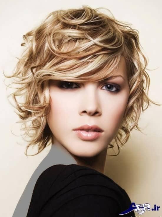 مدل مو کوتاه زیبا و جدید دخترانه