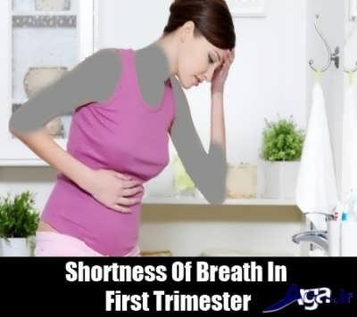 تنگی نفس در حاملگی
